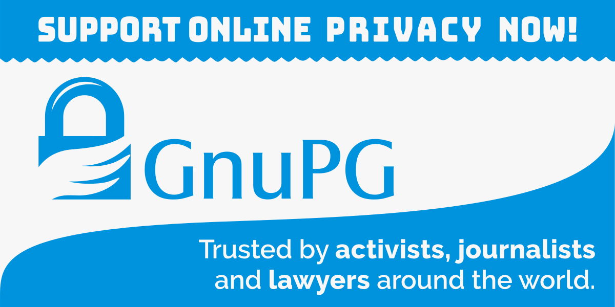 Support GnuPG